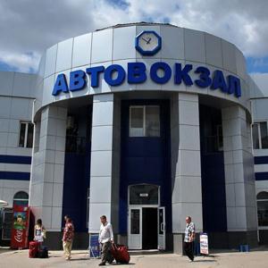 Автовокзалы Шереметьевского