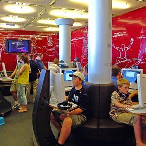 Интернет-кафе Шереметьевского