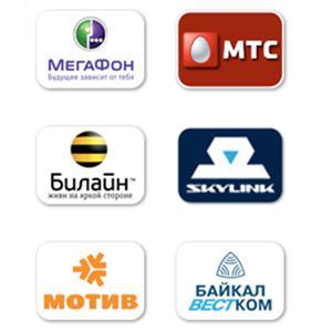 Операторы сотовой связи Шереметьевского