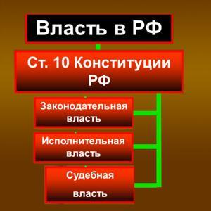 Органы власти Шереметьевского