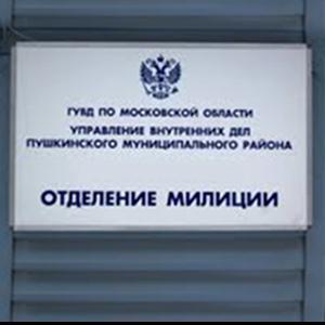 Отделения полиции Шереметьевского