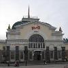 Железнодорожные вокзалы в Шереметьевском